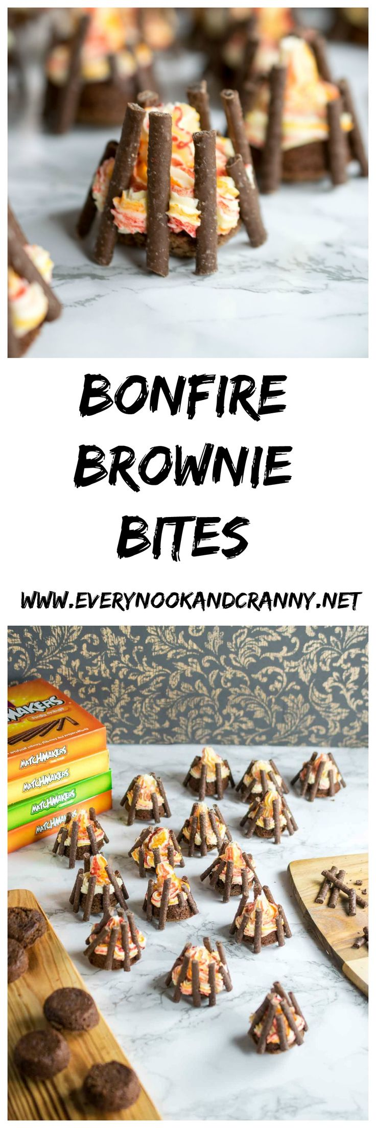 Halloween may be gaining popularity slowly over here in England but Bonfire Night is and always has been much more of a celebration. I say celebration and of course, I mean excuse to bake! There are some traditional treats made to celebrate Guy Fawkes's failed attempt at blowing up Parliament with gunpowder including Yorkshire parkin