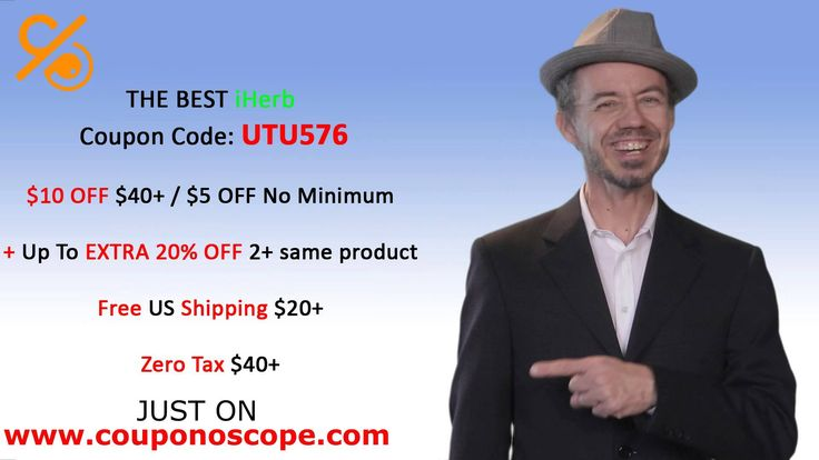 How to use iHerb Coupon Code UTU576 to get the Best Value