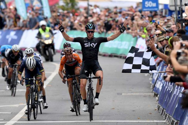 Ian Stannard wins final stage of Herald Sun Tour as Damien Howson seals overall - Cycling Weekly