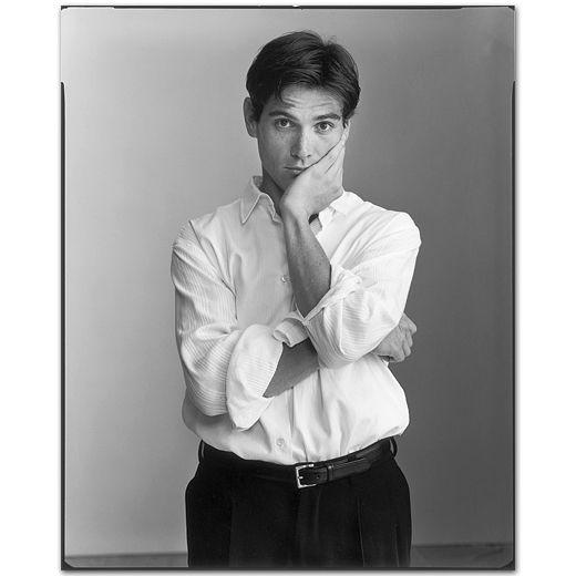 Mary Ellen Mark - Gallery - Portfolio - Celebrities - 229H-021-002 Billy Crudup, Manhattan, New York 1998