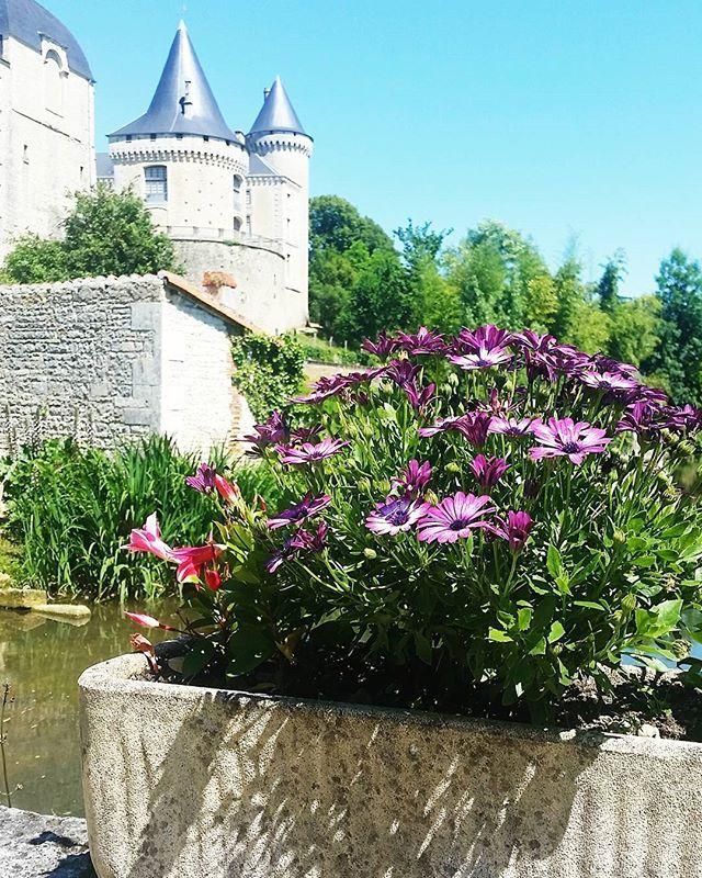 Chateau De Verteuil, Charente, France