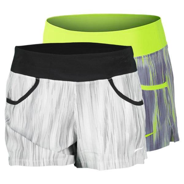 Women`s Victory Printed Tennis Short. Tennis ShortsTennis ClothesTennis  GearNike WomenWorkout ...