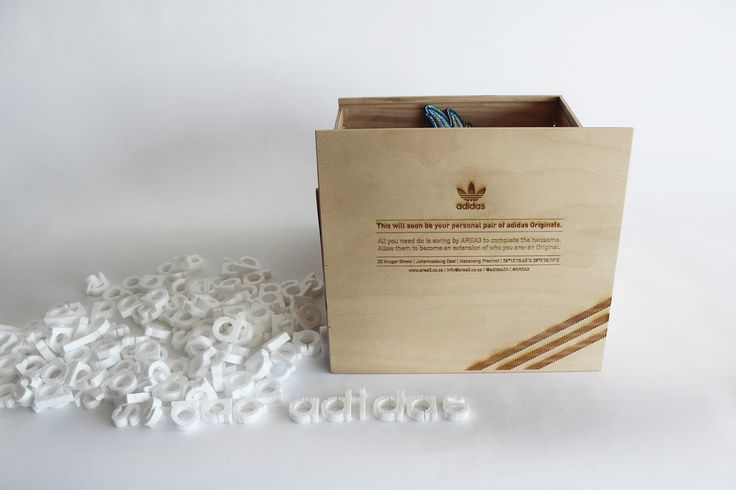 Seeding Box // collaboration with Adidas & ANDPEOPLE