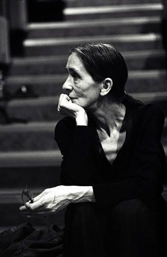 Pina Bausch (27 July 1940 – 30 June 2009)