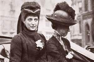 Queen Alexandra, 1912