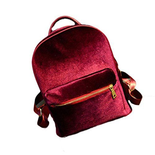 New Trending Backpacks: Kemilove Women Girls Floral Printing PU Leather Shoulder Bag Backpack (Gold Velvet# Red). Kemilove Women Girls Floral Printing PU Leather Shoulder Bag Backpack (Gold Velvet# Red)   Special Offer: $8.59      255 Reviews Package include:1*Women backpack Floral Size:21cm*12cm*27cm Sequins Size:20cm*10cm*26cm Gold Velvet Size:24cmX20cmX11cmMaterial:PU leatherPattern...