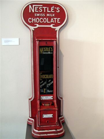 vintage gumball machines | vintage vending devices machines (6)