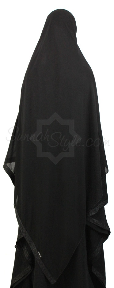 Obsidian Shayla by Sunnah Style #SunnahStyle #hijabstyle #Islamicclothing