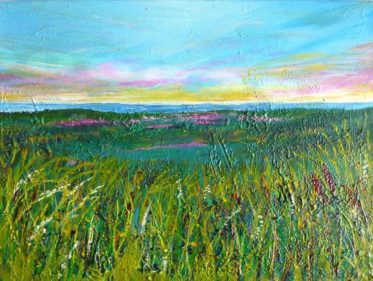 Se Maleriet ved kysten i galleriet på MyArtSpace.dk