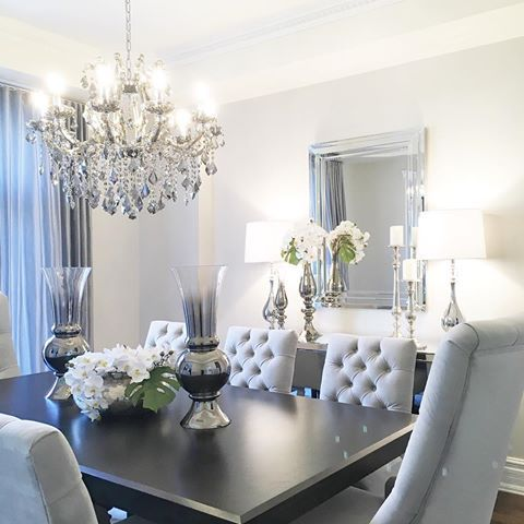 Can T Get Over This Dining Room Have You Seen The Makeover Video
