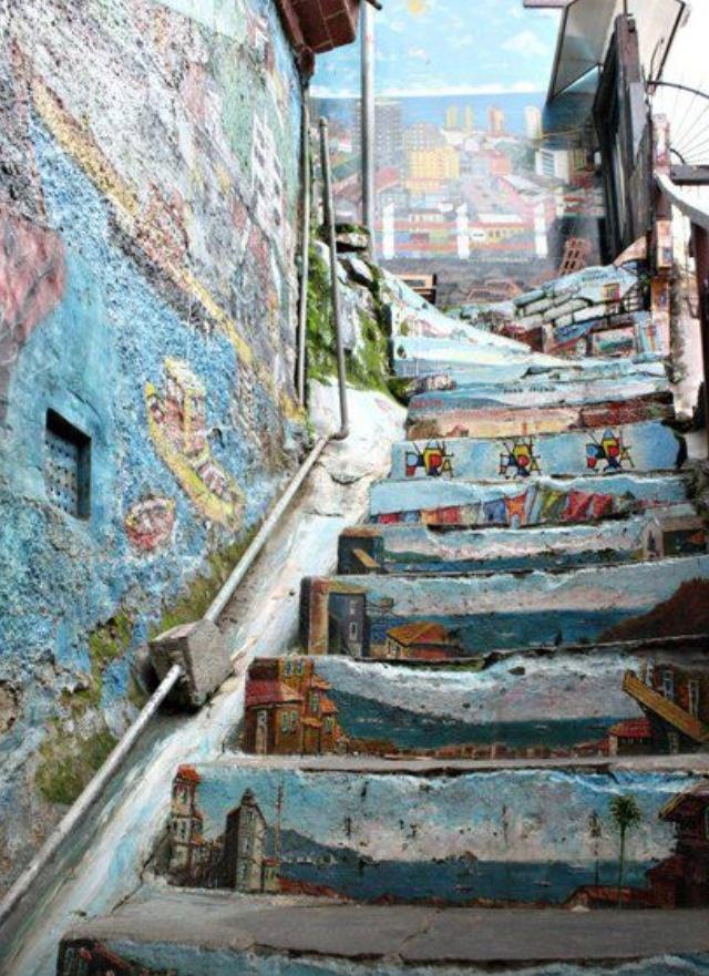 Mi puerto querido.- Valparaíso Chile