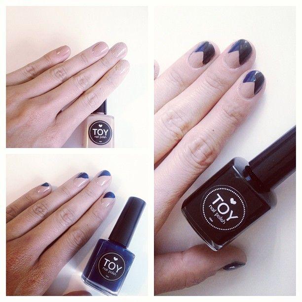 Toy nail polish