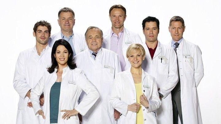 Die Arzte Von Iaf In Aller Freundschaft Deutsche Serien Filme