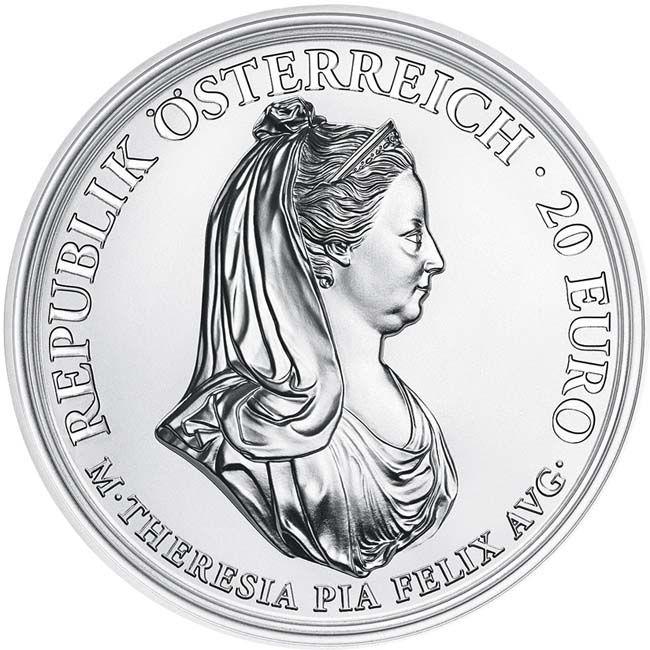 Maria Theresia Milde Und Gottvertrauen Pp Ausgabe 2018 Gott