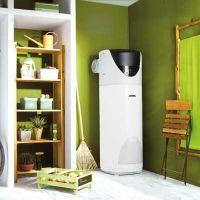Chauffe-eau thermodynamique gamme NUOS Ariston : Chauffe-eau