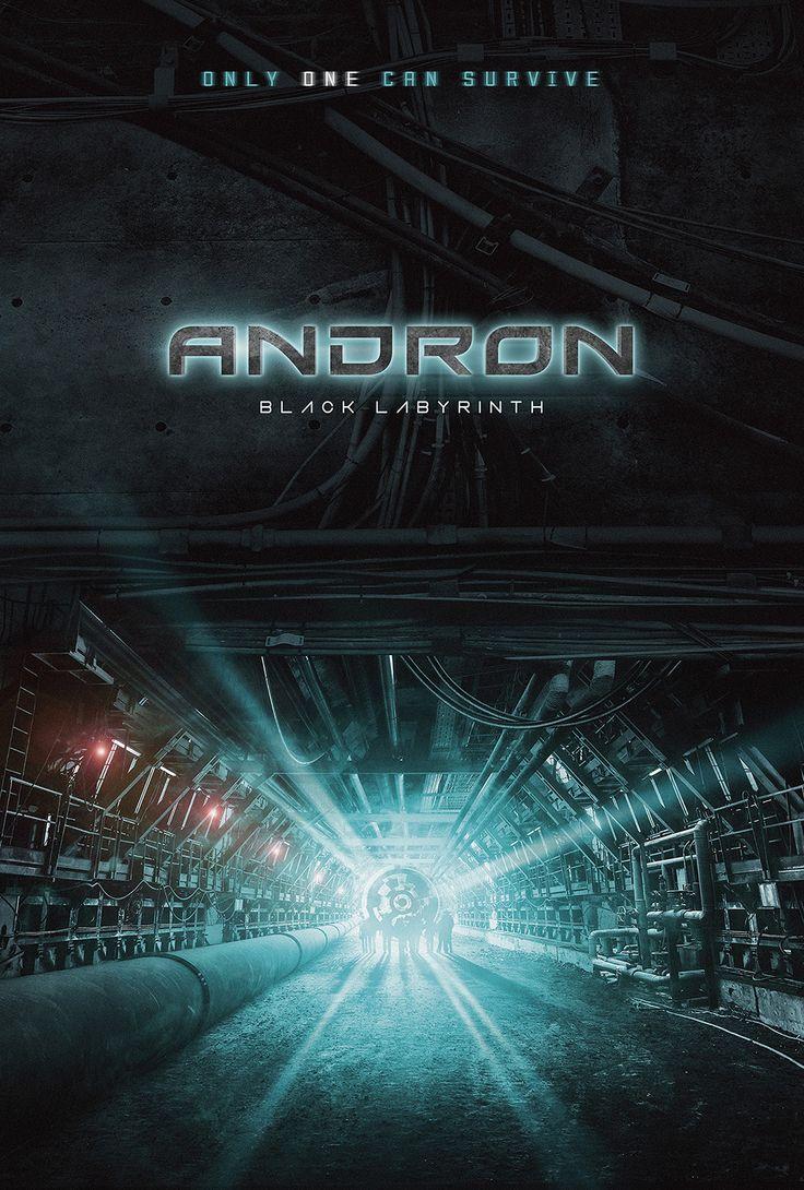 Andròn-Black Labyrinth