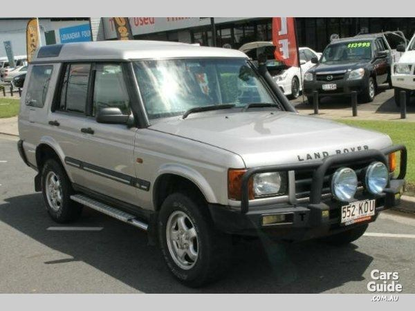 1999 LAND ROVER DISCOVERY TD5 (4X4) For Sale $6,500 Automatic Suv | CarsGuide