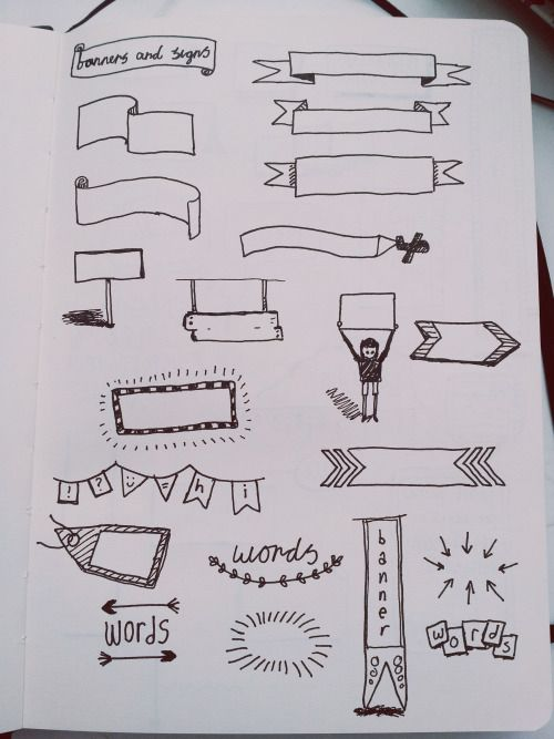 raindrop-valley:  i recently learnt about sketchnotes and how...