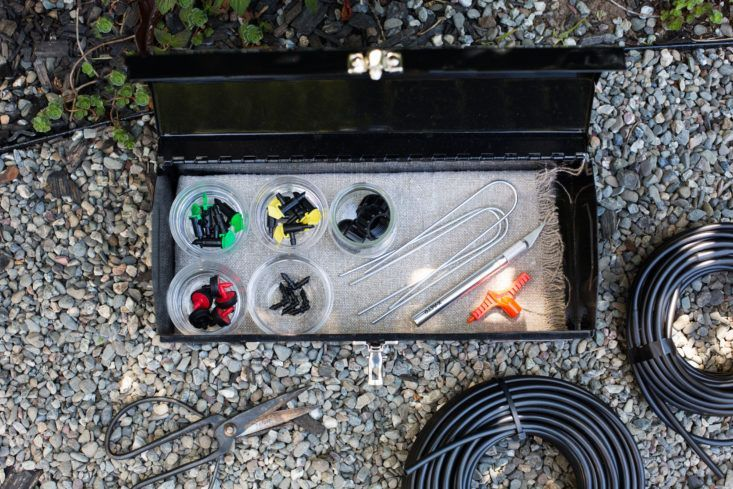 Drip Irrigation Repair and Expansion Kit by Mimi Giboin