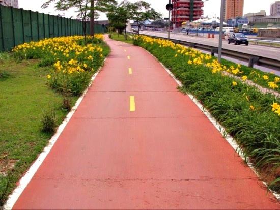 Ciclovia Caminho Verde na Radial Leste: Lazer e mobilidade
