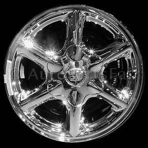 """1999 2000 GMC Denali Yukon Cadillac Escalade 16"""" Factory Original Chrome Wheel / Rim 5094 5068 is at a great price. Shop now before they're gone in a flash! Visit - http://wheelcovers.com/products/1999-2000-gmc-denali-yukon-cadillac-escalade-16-factory-original-chrome-wheel-rim-5094-5068.html  #wheelsrims #cadillacescaladewheelsrims"""