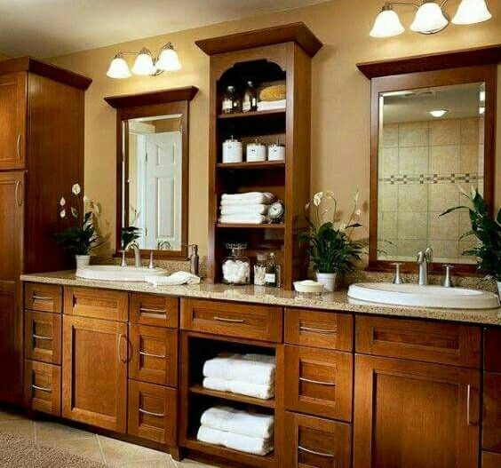 Kraftmaid Insert For Classic Crown Molding Kitchen Cabinet: 21 Best The KraftMaid Bath Images On Pinterest