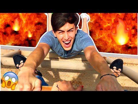 EL SUELO ES LAVA MAS EPICO   The Floor Is Lava Challenge - XAM - YouTube