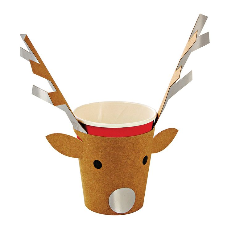 Decoración Navidad.Christmas decoration ideas. Vasos fiesta Navidad.  www.mommas.es