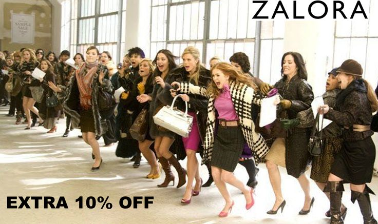 Grab an extra 10% Discount on your shopping by using Zalora Voucher Code. Get coupon now.