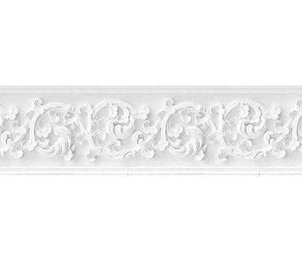 Cenefa de papel escayola blanca leroy merlin para - Molduras decorativas leroy merlin ...