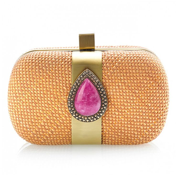 Statement Clutch - DREAM WEAVER by VIDA VIDA 7CklHpoCp