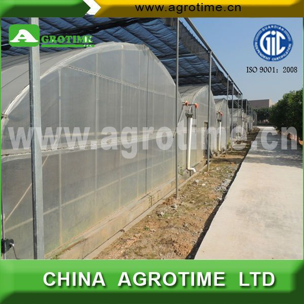 commercial hydroponics greenhouse from large greenhouse supplier in China $8.8~$12.88