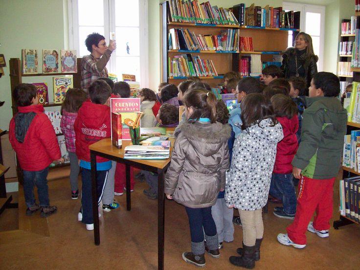 Biblioteca de Castropol (Asturias)
