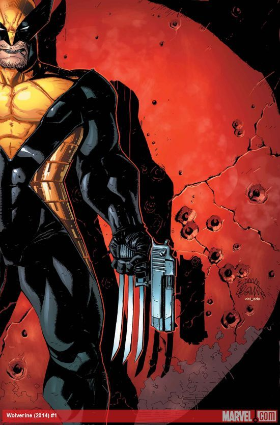 We caught up with Paul Cornell about Wolverine SNIKT! [Interview]