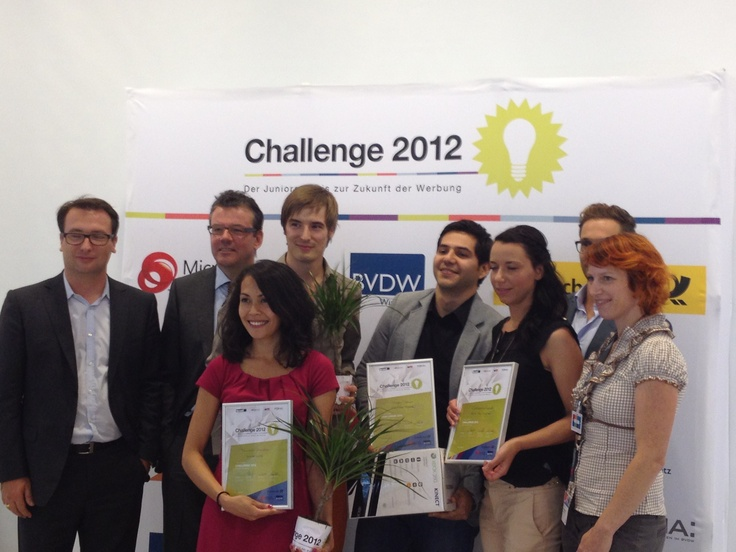 Finalists of the BVDW Creative Competition - The Future of Advertising