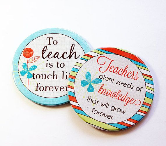 Teacher Coasters, Drink Coasters, Teacher Appreciation, Set of Coasters, Gift for Teacher, Coaster, Back to School, Teacher thank you (5132)