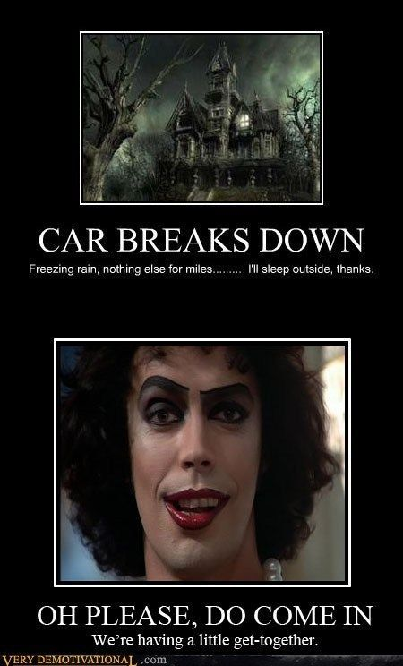 tattoos of Rocky Horror | Very Demotivational - Rocky Horror ... via Relatably.com