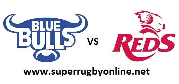2018 Bulls Vs Queensland Reds Live Stream  Reds vs Bulls Super Rugby Live Streaming On Saturday 10 March 2018 at 18:45 Local / 8:45 GMT    Game: Bulls vs Queensland Reds  Event: 2018 Super Rugby  Location: Suncorp Stadium, Brisbane  Date:  10th March 2018