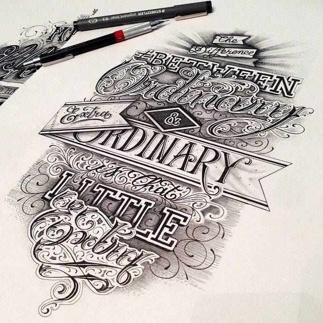 La Grosse Sélection Typographique | Cultiz