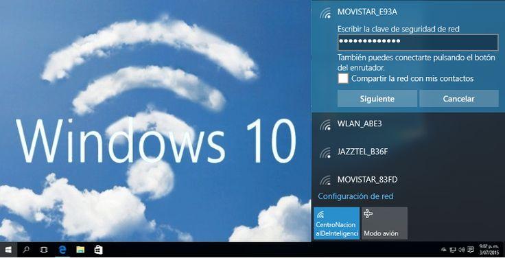 ómo solucionar los problemas que causan que las contraseñas de nuestras redes Wi-Fi no sean guardadas en Windows 10 y nos veamos obligados a introducirlas cada vez que reiniciamos nuestro ordenador y decidimos conectarnos a internet.