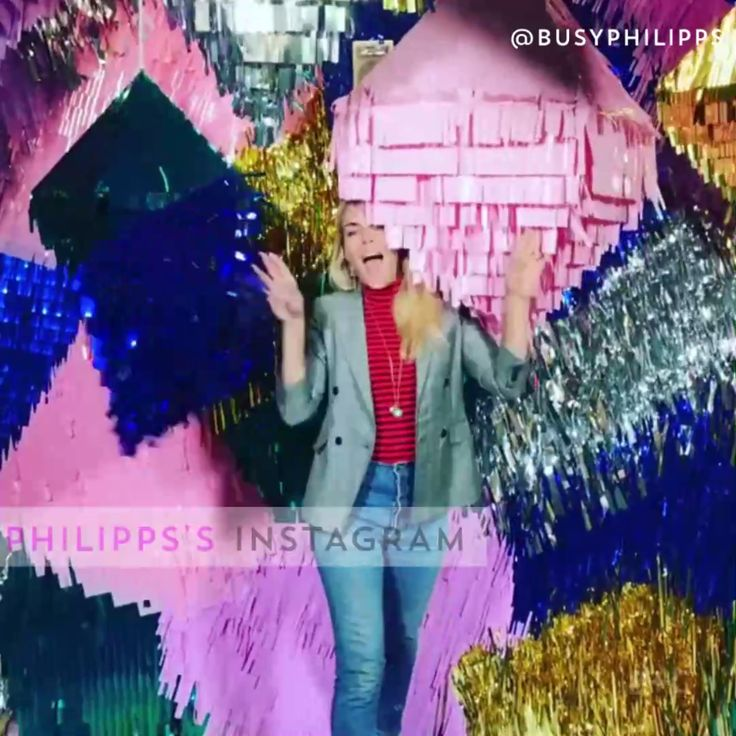 This video is proof that actress Busy Philipps is a must-follow celebrity on Instagram.
