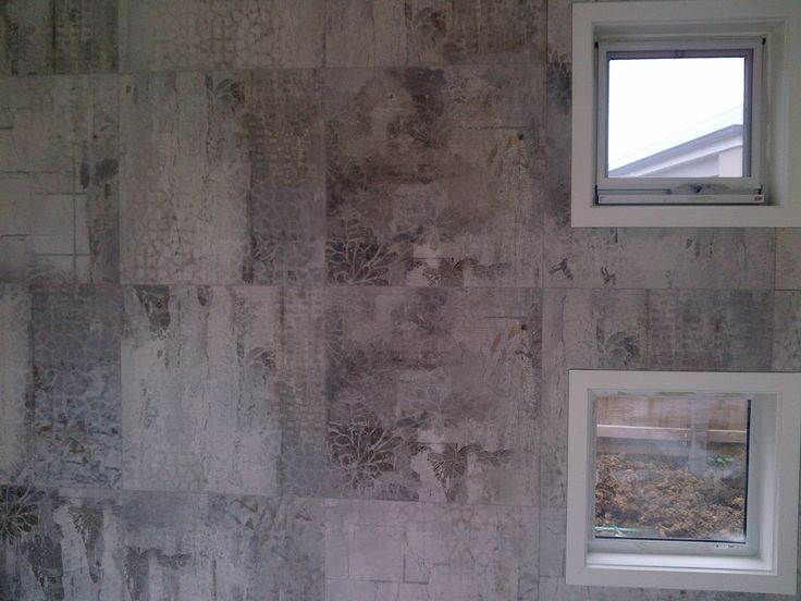 Raw Feature tile #featurewall