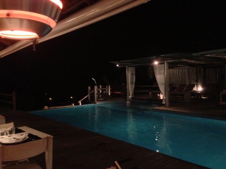 Linda vista do Hotel e Restaurante El Gordo  no quadrado em Trancoso - Brasil.   http://imoveismlara.wordpress.com/  http://www.marcelolara.com.br