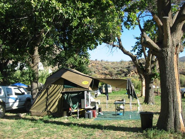Cederberg Camping and Hiking