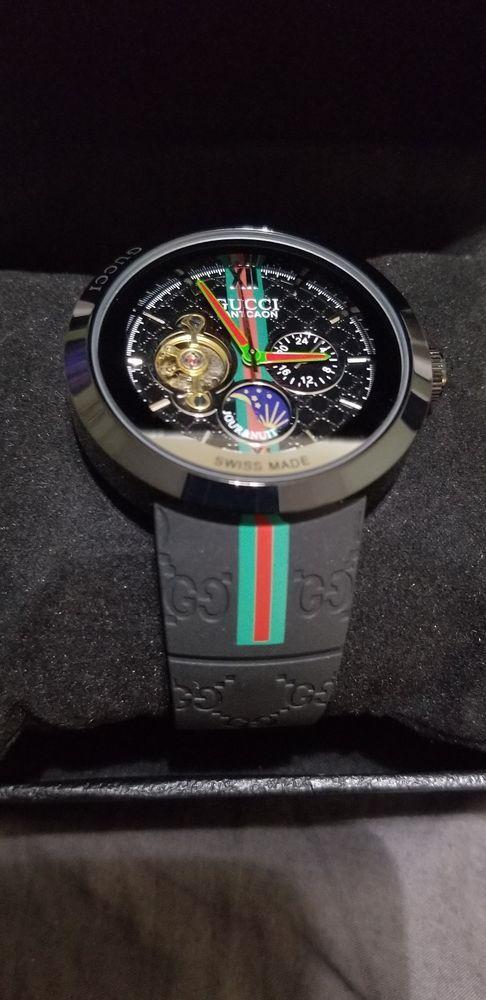 5b37e150f67 mens Gucci Pantcaon watch