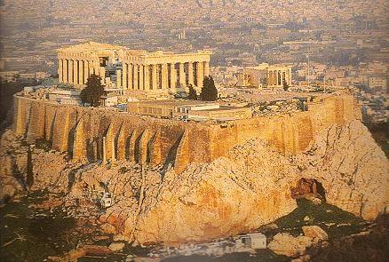 Acropole, Athènes, Grèce