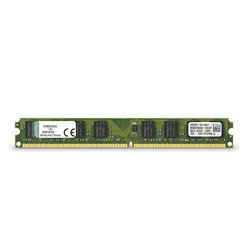 2GB module of 800MHz DDR2 Desktop Memory * Specifically designed and tested for compatibility in various makes and models of desktop computers * 240-pin DIMM * From the industry leader in PC memory * (Placed within the Amazon Associates program) * 07:06 Mar 20 2017