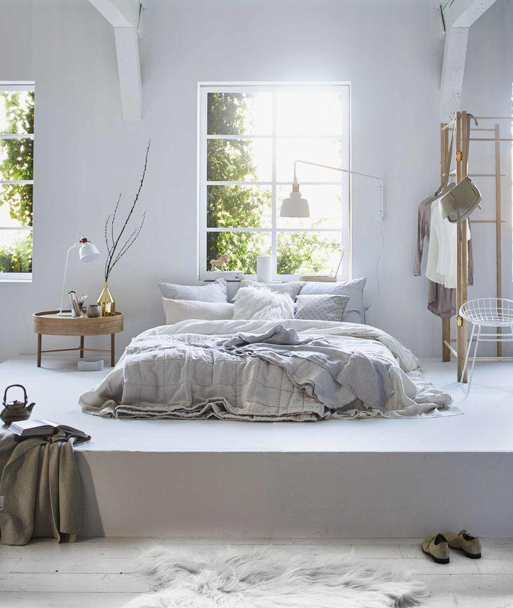 Styling: Cleo Scheulderman Photo: Jeroen van der Spek slaapkamer voorjaar