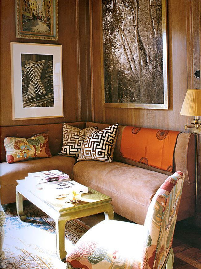 Savvy Home: Delightful Daily: Lovely Reading Corner