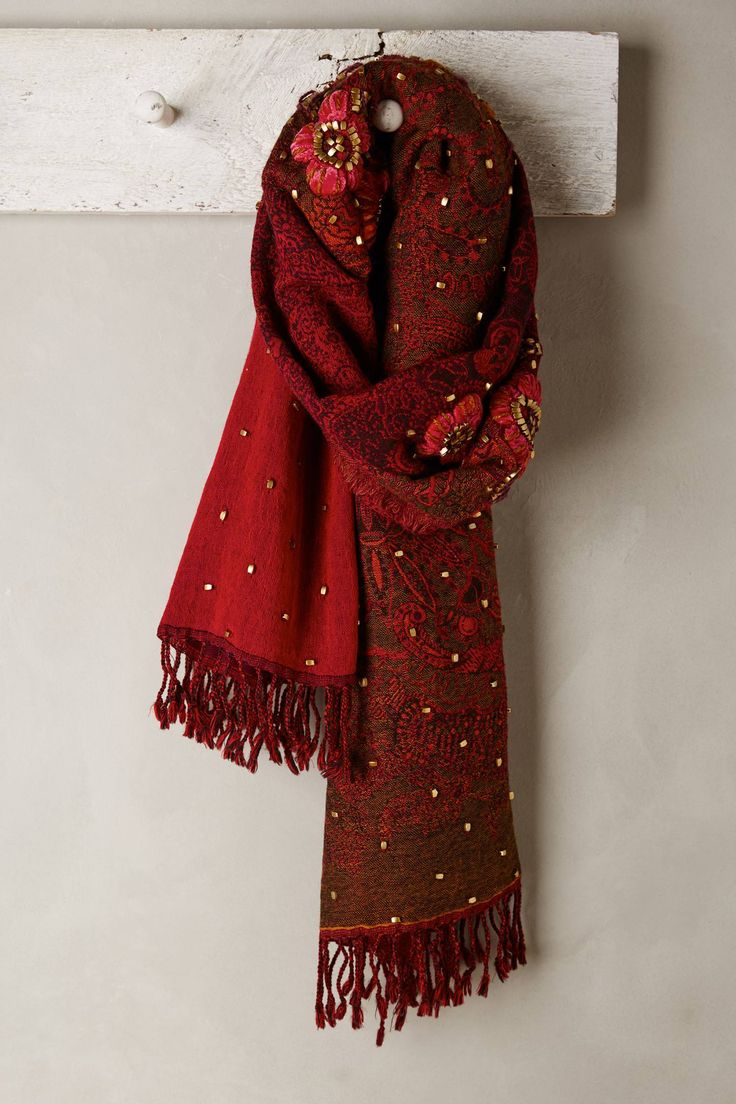 ACCESSORIES - Oblong scarves Ruby+Ed wDPGW